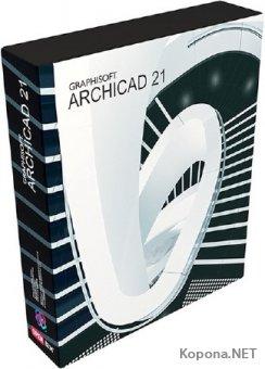 GraphiSoft ArchiCAD 21 Build 4022