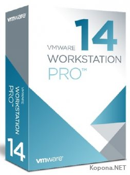 VMware Workstation Pro 14.0.0 Build 6661328 + Rus