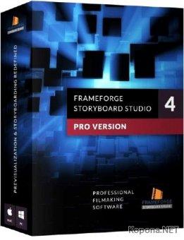 FrameForge Storyboard Studio 4.0 Build 134 RePack by PooShock