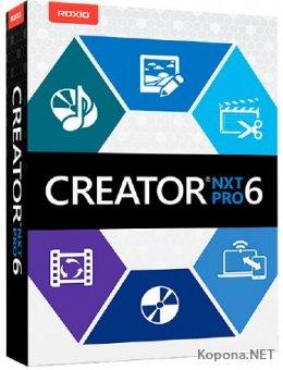 Roxio Creator NXT Pro 6 19.0.55.0 + Content