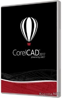 CorelCAD 2017.5 build 17.2.1.3045