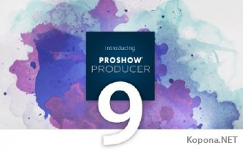 Photodex ProShow Producer 9.0.3782 RePack by KpoJIuK + Effects Pack 7.0