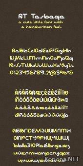 Шрифт Tasbaqa (TTF)