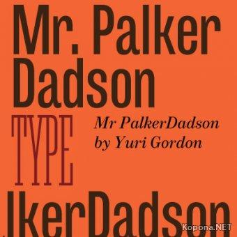 Шрифт MrPalkerDadson (OTF)