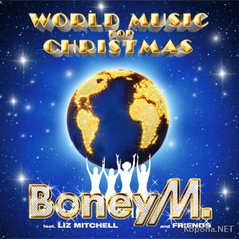 Boney M - Worldmusic for Christmas (2017)