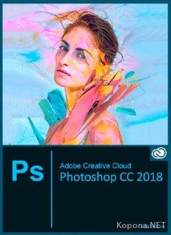 Adobe Photoshop CC 2018 v.19.0.1 Update 1 by m0nkrus