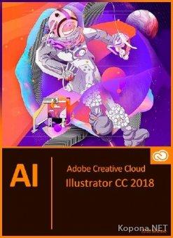 Adobe Illustrator CC 2018 22.0.1 by m0nkrus