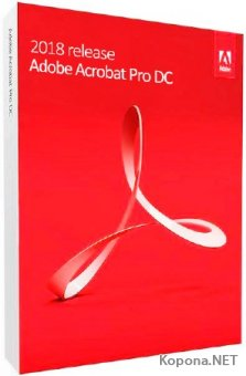 Adobe Acrobat Professional DC 18.9 by m0nkrus