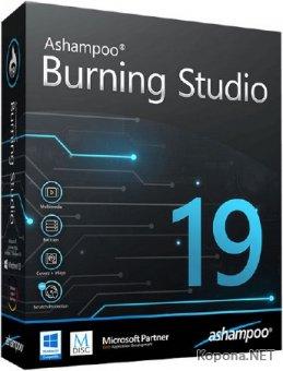 Ashampoo Burning Studio 19.0.0.27 Final + Portable