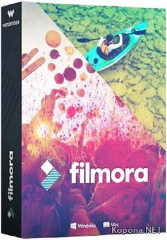Wondershare Filmora 8.5.1.4 + Complete Effect Packs