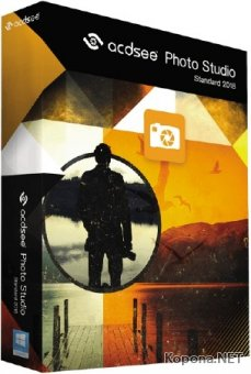 ACDSee Photo Studio Standard 2018 21.1 Build 791 RePack by KpoJIuK