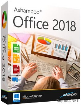 Ashampoo Office Professional 2018 Rev 917.1121