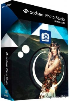 ACDSee Photo Studio Ultimate 2018 11.1 Build 1272 RePack by KpoJIuK