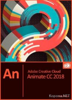 Adobe Animate CC 2018 18.0.1.115 RePack by KpoJIuK