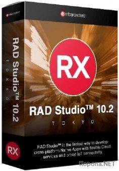 Embarcadero RAD Studio 10.2.2 Tokyo Architect 25.0.28979.1978 + Rus