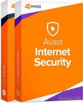 Avast! Internet Security / Premier Antivirus 17.9.2322