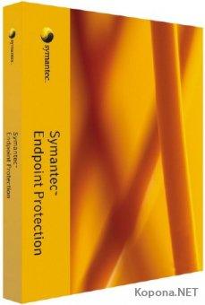 Symantec Endpoint Protection 14.0.3872.1100 MP1 Final + Clients