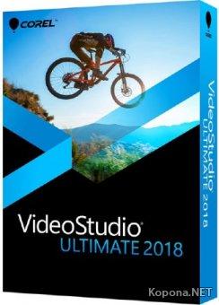 Corel Videostudio Ultimate 2018 21.1.0.89 + Standard Content RePack by PooShock