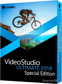 Corel VideoStudio Ultimate 2018 21.1.0.89 Special Edition