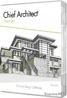 Chief Architect Premier X10 20.1.0.43