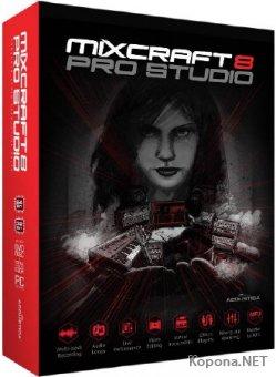 Acoustica Mixcraft Pro Studio 8.1 Build 412 Final