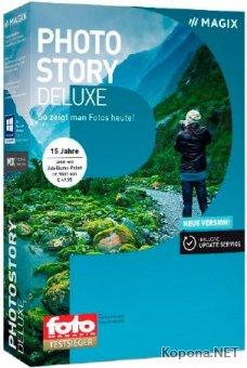 MAGIX Photostory Deluxe 2018 17.1.3.139