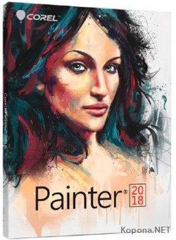 Corel Painter 2018 18.1.0.651 + Rus