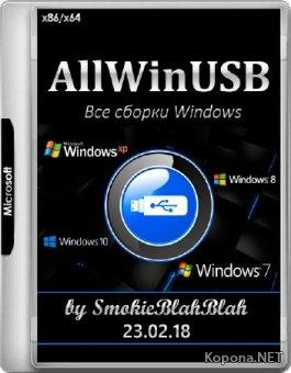 AllWinUSB Constructor by SmokieBlahBlah 23.02.18 (RUS/ENG/2018)