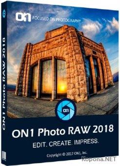 ON1 Photo RAW 2018.1 v.12.1.0.4929 (x64)