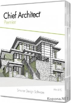 Chief Architect Premier X10 20.1.1.1