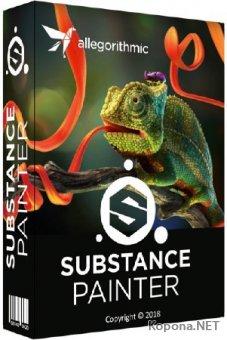 Allegorithmic Substance Painter 2018.1.0 Build 2128