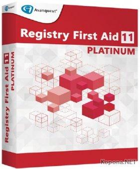 Registry First Aid Platinum 11.1.0 Build 2495