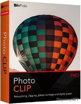 InPixio Photo Clip Professional 8.3.0 + Rus