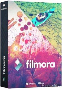 Wondershare Filmora 8.7.4.0 + Effect Packs