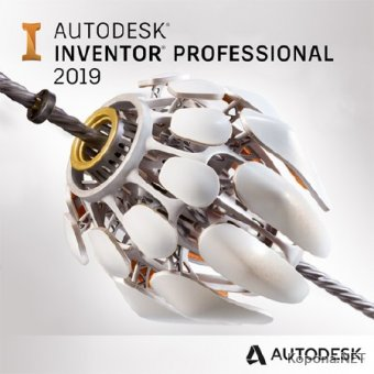 Autodesk Inventor Professional 2019 by m0nkrus