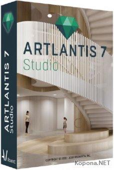 Artlantis Studio 7.0.2.1