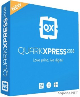 QuarkXPress 2018 14.0