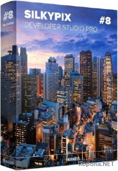 SILKYPIX Developer Studio Pro 8.0.21.0 + Rus
