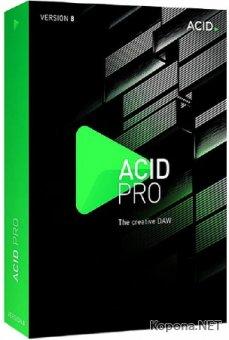 MAGIX ACID Pro 8.0.3 Build 223