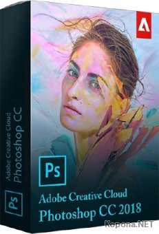 Adobe Photoshop CC 2018 19.1.4 Build 56638 Portable by syneus