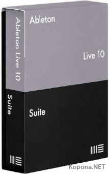 Ableton Live Suite 10.0.2