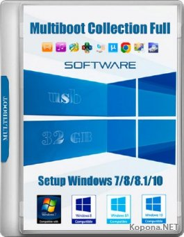 Multiboot Collection Full 3.7 (2018/RUS/ENG)