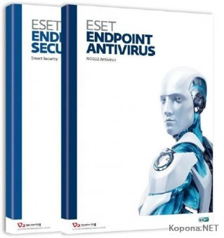 ESET Endpoint Antivirus / ESET Endpoint Security 6.6.2078.5 RePack by KpoJIuK