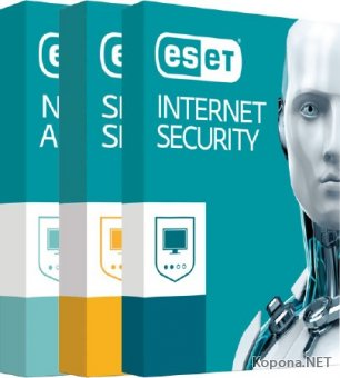 ESET NOD32 Antivirus / Internet Security / Smart Security Premium 11.1.54.0 RePack by KpoJIuK