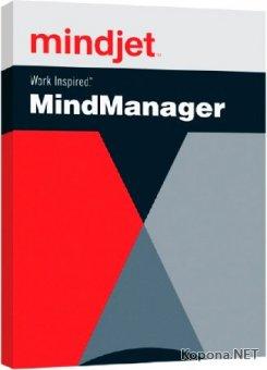 Mindjet MindManager 2018 18.2.110