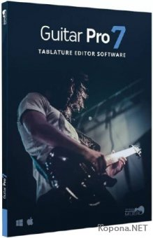 Arobas Guitar Pro 7.5.0 Build 1322 + Soundbanks
