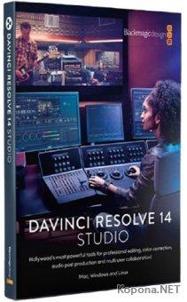 Blackmagic Design DaVinci Resolve Studio 14.3.1