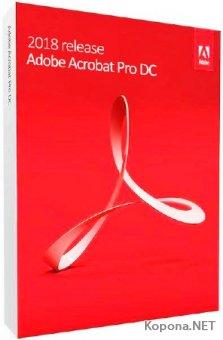 Adobe Acrobat Pro DC 2018.011.20055 RePack by KpoJIuK