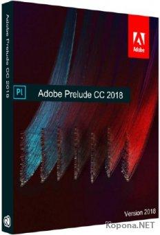 Adobe Prelude CC 2018 7.1.1.80 RePack
