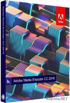 Adobe Media Encoder CC 2018 12.1.2.69 RePack